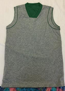 NWOT A4 MENS ATHLETIC SLEEVELESS REVERSIBLE BASKETBALL JERSE