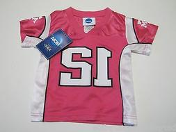 NWT NCAA by Outerstuff Texas A&M Pink Jersey #12 Baby Infant