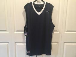 NWT Nike Dri Fit Mens Basketball Workout Jersey 3XL NEW Shir