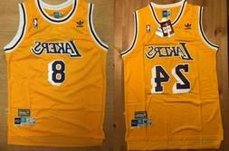 NWT Kobe Bryant #8/#24 Los Angeles Lakers Basketball Men's J
