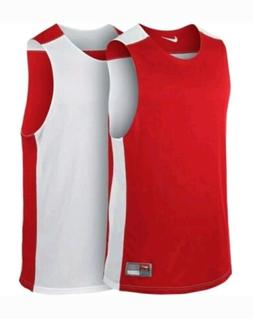 NWT Nike League Reversible Practice Basketball Jersey boys S