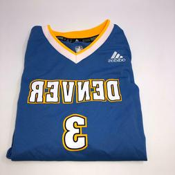 NWT Adidas NBA Denver Nuggets Ty Lawson Basketball Jersey Yo