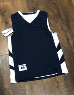 NWT REVERSIBLE CHAMPRO SPORTS BASKETBALL JERSEY YOUTH SZ L