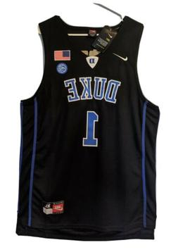 nwt zion williamson duke blue devils black