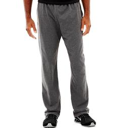open bottom light jersey sweatpant