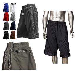 ProClub Men Basketball Pocket Heavy weight Pants Jersey Fitn