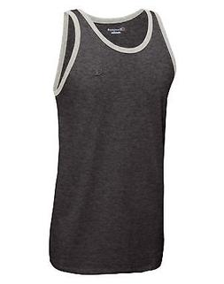 ringer tank classic cotton mens homebase cotton