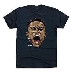 500 LEVEL Russell Westbrook Cotton Shirt Large True Navy - V
