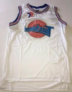 Space Jam Tune Squad Basketball Jersey Lola #10 White Large