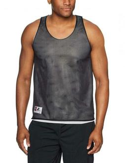 Augusta Sportswear Mens Reversible Mini Mesh League Tank Sma