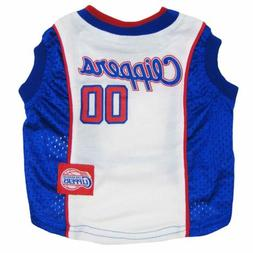 Sporty K-9 NBA Los Angeles Clippers Basketball Dog Jersey