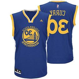 Outerstuff Boys Stephen Curry Golden State Warriors #30 Yout