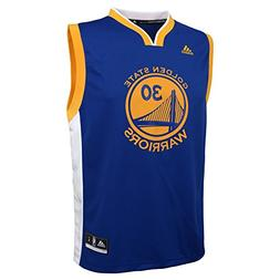 adidas Kids' Stephen Curry Golden State Warriors Revolution