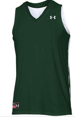 Under Armour Stock Drop Step Reversible Basketball Jersey Me