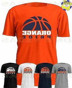 Syracuse Orange Pride Basketball Jersey Shirt Men Size S-5XL