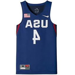 Nike Team USA Basketball Jersey- Stephen Curry #4 Boys/ Kids