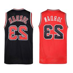 Throwback Jerseys Jordan #23 Classic Basketball Jersey Custo
