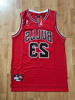 Throwback Swingman Basketball Jersey MICHAEL JORDAN 23 Chica
