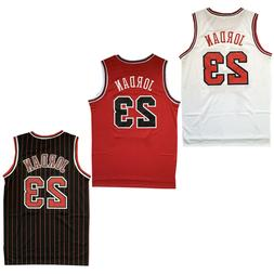 Throwback Swingman Jordan 23 Classic Basketball Jersey ALL S