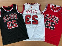Throwback Swingman Jordan 23 Classic Basketball Jersey Size