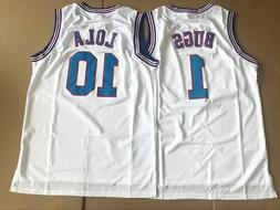 Space Jam Tune-Squad Basketball Jersey Lola#10 Bugs Bunny#1