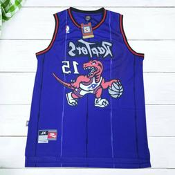 Vince Carter Men's Toronto Raptors Throwback Swingman Purple