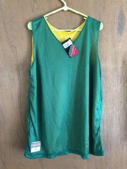 Vintage Champro Adult XL Basketball Jersey Blank Reversible