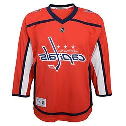 NHL Washington Capitals Youth Boys Replica Home-Team Jersey,