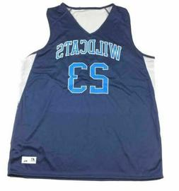 Russell Athletic Wildcats Reversible Basketball Jersey Kentu