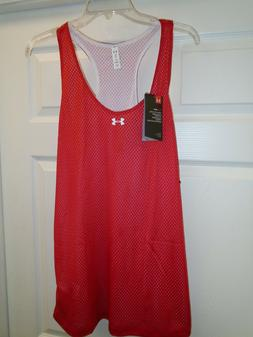 Under Armour Women's Basketball Reversible Practice Jersey,
