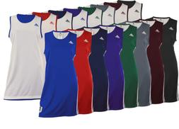 Adidas Women's Reversible Basketball Practice Jersey, Color