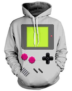 your love fashion game graphics hoodie realistic