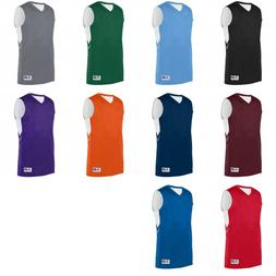 youth alley oop reversible basketball jersey