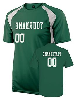 Youth Custom Jersey, Personalize with YOUR Names, Numbers an