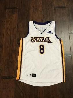 Adidas Youth Los Angeles Lakers #8 Basketball Jersey Sz. Med