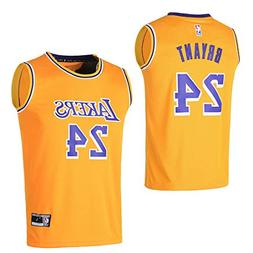 Outerstuff Youth Los Angeles Lakers #24 Kobe Bryant Kids Bas