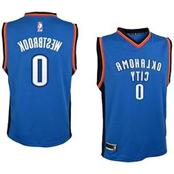 Outerstuff Youth Russell Westbrook Oklahoma City Thunder #0
