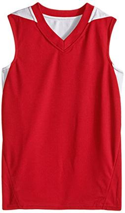Teamwork Youth Turnaround Reversible Basketball Jersey, Smal