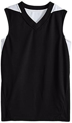 Teamwork Youth Turnaround Reversible Basketball Jersey, Larg